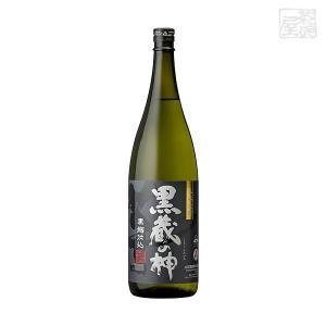 五代 黒蔵の神 芋  25度 1800ml 山元酒造 焼酎|sakenochawanya