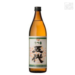 さつま五代 芋 25度 900ml 山元酒造 焼酎|sakenochawanya