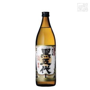 さつま黒五代 芋  25度 900ml 山元酒造 焼酎|sakenochawanya