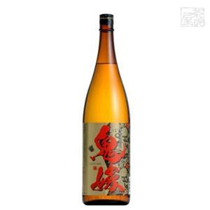 鬼嫁 麦 25度 1800ml*6本 岩川醸造 焼酎|sakenochawanya