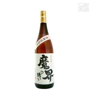 魔界への誘い 芋 25度 1800ml 光武酒造場 焼酎|sakenochawanya