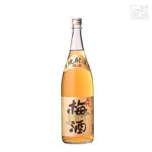 芋焼酎造り 五代梅酒 12度 1800ml 山元酒造 梅酒|sakenochawanya