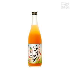 にごり梅酒 梅太夫 12度 720ml 山元酒造 梅酒|sakenochawanya