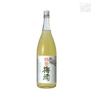 紀州 蜂蜜梅酒 12度 1800ml|sakenochawanya