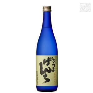 さつま げんち 芋 25度 720ml オガタマ酒造 焼酎|sakenochawanya