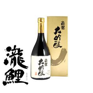 瀧鯉 大吟醸 16度 720ml 日本酒 sakenochawanya