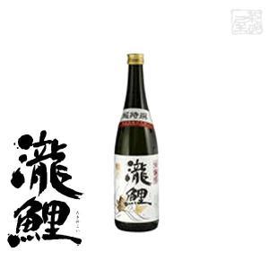 吟醸酒 瀧鯉 滝水 15度 720ml 日本酒 sakenochawanya