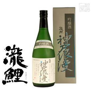 吟醸酒 瀧鯉 神戸浪漫 15度 720ml 日本酒 sakenochawanya