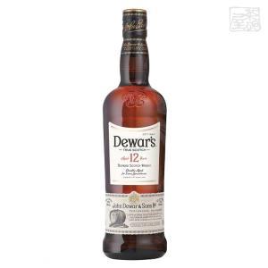 デュワーズ 12年 正規 40% 700ml ブレンデッドスコッチウイスキー|sakenochawanya