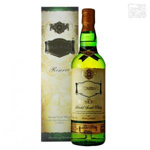 ウシュクベ リザーブ 並行 43% 700ml ブレンデッドスコッチウイスキー|sakenochawanya