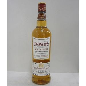 デュワーズ ホワイトラベル 正規 40% 700ml ウイスキー|sakenochawanya