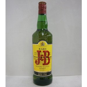 J&B レア 40% 700ml ウイスキー sakenochawanya