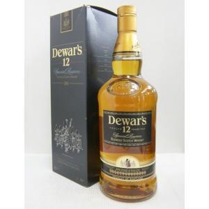 デュワーズ 12年 旧ボトル 40% 700ml ウイスキー|sakenochawanya