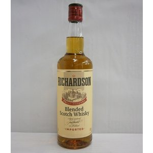 リチャードソン 40% 700ml×3本セット ウイスキー