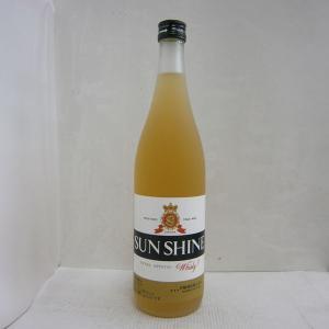 若鶴酒造 サンシャインウイスキー 37% 720ml  旧ラベル 旧ボトル|sakenochawanya