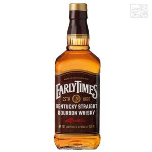 アーリータイムズのブラウンラベル。 ホワイトオークの華やかで豊かな香り。 しっかりとした飲みごたえが...