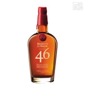 メーカーズマーク46 並行 47% 750ml バーボンウイスキー sakenochawanya