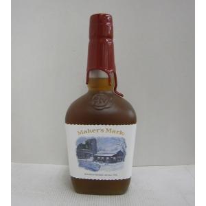 メーカーズマーク レッドトップ2010 ウインター45%750ml バーボンウイスキー sakenochawanya