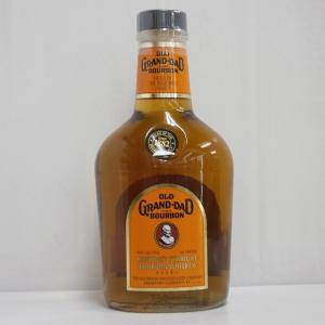 オールドグランダッド 80P 正規 40% 750ml バーボンウイスキー sakenochawanya