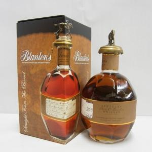 ブラントン ストレートフロムザバレル 並行 65.45% 700ml バーボンウイスキー|sakenochawanya