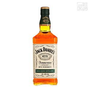 ジャックダニエル ライ 45度 1000ml 並行 バーボン ウイスキー|sakenochawanya