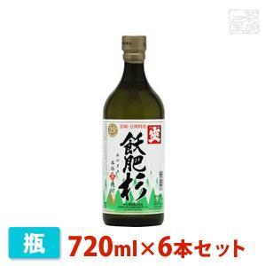 井上 飫肥杉 おびすぎ 芋 720ml 6本セット 井上酒造 焼酎 芋|sakenochawanya
