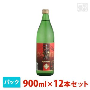 喜多屋 華麗 米 900ml 12本セット 喜多屋 焼酎 米|sakenochawanya