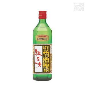紅乙女 胡麻 角瓶 720ml 紅乙女酒造 焼酎 胡麻|sakenochawanya