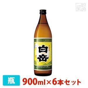 高橋 白岳 米 900ml 6本セット 高橋酒造 焼酎 米|sakenochawanya