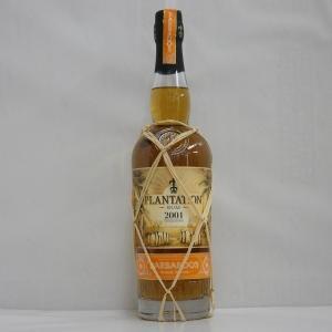 バルバドス 2001 プランテーション 並行 42% 700ml ラム酒|sakenochawanya