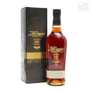 ロン サカパ センテナリオ23 40% 750ml ラム酒