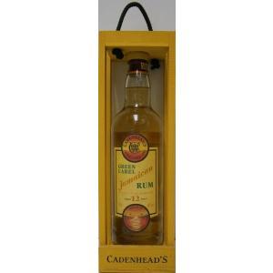 ケイデンヘッド ジャマイカンラム 12年 46% 700ml ラム酒|sakenochawanya