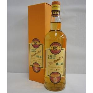 ケイデンヘッド バルバドスラム 11年 並行 46% 700ml ラム酒|sakenochawanya