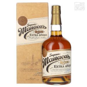 マナカスラム エキストラアネホ 38% 700ml ラム酒|sakenochawanya