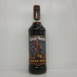 キャプテンモルガン ダークラム(ブラック) 並行 40% 700ml ラム酒 sakenochawanya