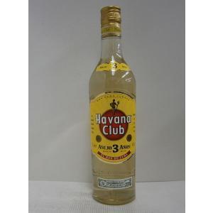 ハバナクラブ3年 アネホ 正規 40% 700ml ラム酒|sakenochawanya