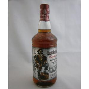 キャプテンモルガン シェリーオークF 35% 750ml ラム酒 sakenochawanya
