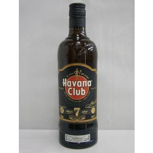 ハバナクラブ7年 アネホ 正規 40% 700ml プレミアムダークラム ラム酒|sakenochawanya