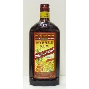 マイヤーズラム オリジナルダーク 正規 40% 700ml ラム酒