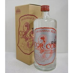 南大東島の国産ラム コルコル25 25% 720ml ラム酒 sakenochawanya