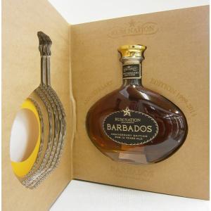 ラムネイション バルバドス 12年 アニバーサリーE 正規40%700ml ラム酒|sakenochawanya