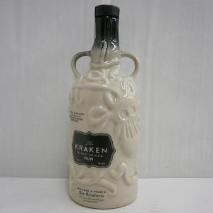 クラーケン ブラック スパイスドラム セラミックボトル 47度 750ml 並行品 ラム酒|sakenochawanya