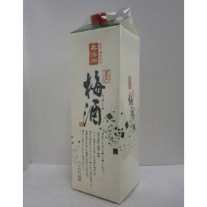 星舎 無添加梅酒 12% 1800mlパック*1ケース(6本)|sakenochawanya