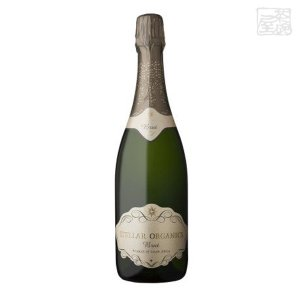 ステラー ORGANICS スパークリング 750ml 南アフリカ 白ワイン|sakenochawanya