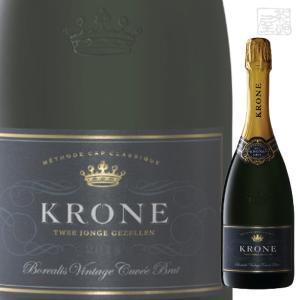 クローヌ ボレアリス ブリュット 750ml 南アフリカ 白ワイン スパークリングワイン|sakenochawanya