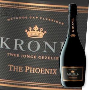 クローヌ ザ フェニックス 750ml ノンヴィンテージ 南アフリカ 白ワイン スパークリングワイン|sakenochawanya