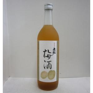伊丹老松酒造 梅酒(うめさけ) 12% 720ml|sakenochawanya