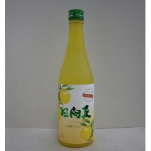 高千穂 日向夏みかん酒 500ml ひゅうがなつリキュール|sakenochawanya