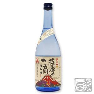 薩摩の一滴 25度 720ml 芋焼酎 いも焼酎|sakenochawanya