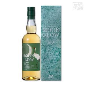 MOON GLOW Limited Edition 2019 43度 700ml ムーングロウ 10年 リミテッドエディション 若鶴酒造 三郎丸蒸留所 ブレンデッドウイスキー|sakenochawanya